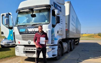 National Shortage of Lorry Drivers